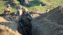 Korban Tewas Perang Hari Kedua Armenia-Azerbaijan Bertambah