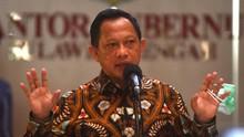Tito Minta Kepala Daerah Atur Sanksi bagi Warga Tak Bermasker