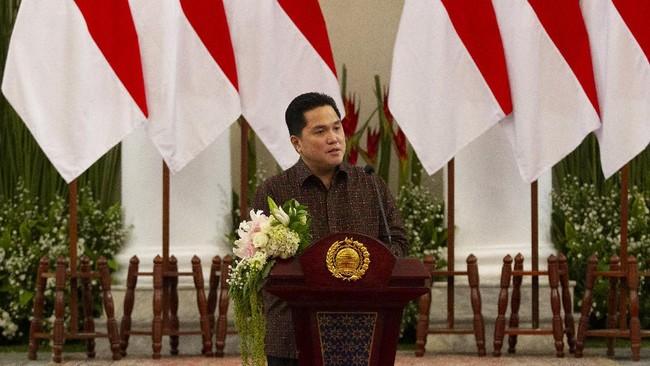 Erick Thohir Terpilih Jadi Ketua Masyarakat Ekonomi Syariah