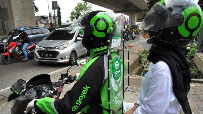 Ancaman sanksi yang diberikan pada driver Gojek tak taat protokol kesehatan adalah penonaktifan akun selama kurun waktu tertentu.