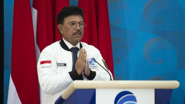 Menkominfo: WSBK Indonesia Siap Digelar di Mandalika