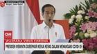 VIDEO: Presiden Minta Gubernur Kerja Keras Tangani Covid-19