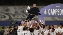 Madrid Mirip Tim Gurem di Bursa Transfer Musim Ini