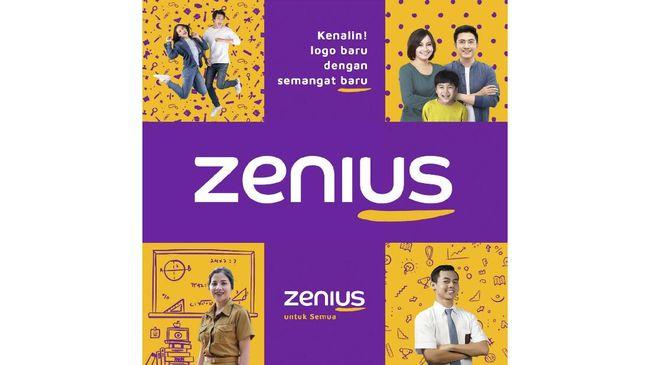 Zenius Education Luncurkan Zeniusuntuksemua Dengan Logo Baru