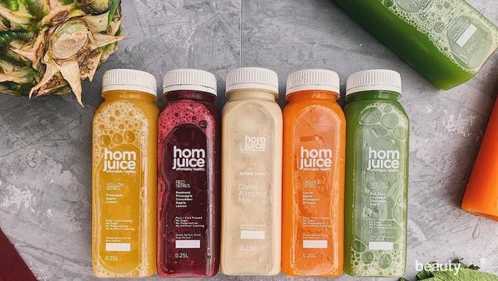 5 Rekomendasi Cold Press Juice Enak dan Sehat