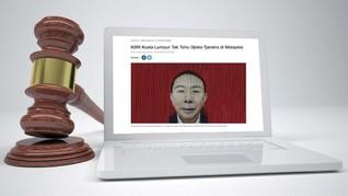 PN Jaksel Jelaskan Alasan PK Djoko Tjandra Tidak Diterima