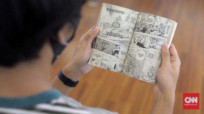 Kisah One Piece kian panas setelah di Chapter 987 dengan pertarungan antara Kaidou dan Nine Red Scabbards serta 'reuni' Luffy dan Charlotte Linlin.