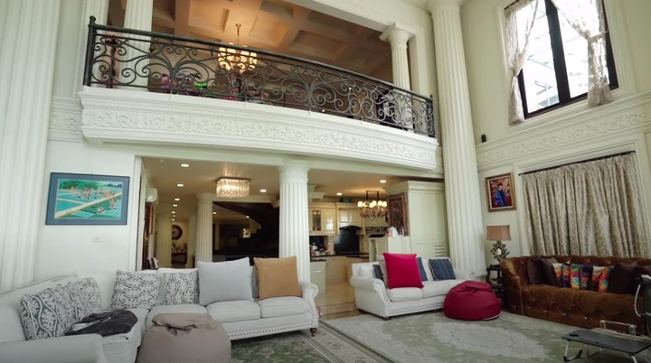 Rumah Anang Ashanty