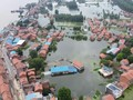 VIDEO: Pinggiran Sungai Yangtze China Dihantam Banjir