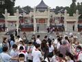 FOTO: Kuil Surga di China Kembali Membuka Gerbang