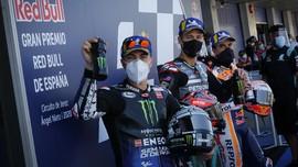 Doa Rival untuk Marquez Terkabul