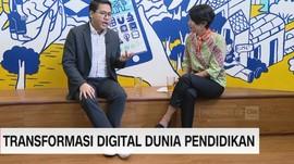 VIDEO: Bicara Transformasi Digital Dunia Pendidikan (4/5)