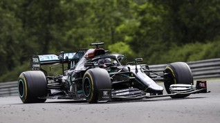 Hasil Kualifikasi F1 GP Spanyol: Hamilton Ungguli Bottas