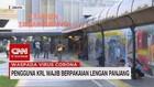 VIDEO: Pengguna KRL Wajib Berpakaian Lengan Panjang