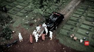 VIDEO: Angka Kematian Covid-19 Tembus 604 Ribu di Dunia