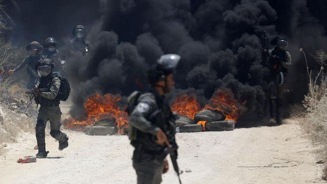 Tentara Israel mengklaim menembak jatuh pesawat tanpa awak yang menyusup ke wilayah udara mereka dari Libanon.
