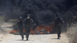 Israel Tembakkan Artileri ke Libanon Usai Diserang 4 Roket