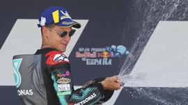 Marquez Mundur, Quartararo Incar Juara di MotoGP Ceko