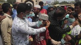 Pakistan Catat Kasus Harian Corona Terendah Sejak Mei