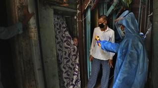 Kasus Corona India Capai 2 Juta, Produksi Vaksin Digenjot