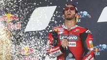 Julukan Dovizioso di MotoGP Emilia Romagna: Si Pengangguran