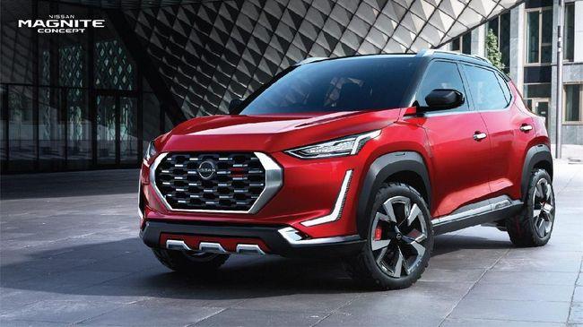 Mobil konsep Nissan Magnite bakal diproduksi dan dijual di India.