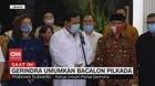 VIDEO: Prabowo Dukung Muhammad-Sara di Pilkada Tangsel
