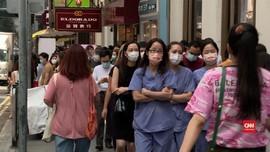 VIDEO: Pemerintah Hongkong Perketat Aturan Jaga Jarak