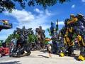 Ban Hun Lek, 'Rumah' Robot-robot Transformers di Thailand