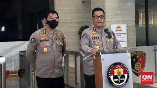 Kapolsek Tegal Selatan Dicopot soal Dangdutan Pimpinan DPRD