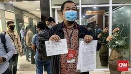 MKD Proses Laporan Dugaan Azis Syamsuddin Tolak RDP Djoktjan