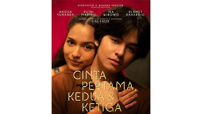 Usai sukses debut sebagai sutradara melalui Dua Garis Biru, Gina S. Noer mengumumkan proyek film terbaru bertajuk Cinta Pertama, Kedua & Ketiga.