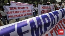 Pekerja Hiburan Malam Datangi DPRD Surabaya Keluhkan Perwali