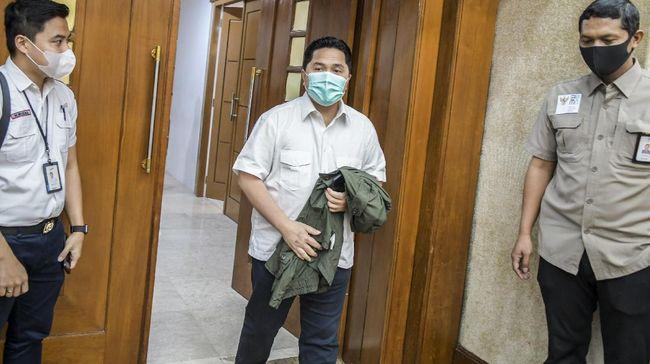 Erick Thohir mengaku heran dengan pemberitaan buruk penanganan covid-19 Pemerintah Jokowi. Pasalnya, tingkat kematian terendah dibanding populasi.