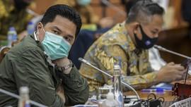 Erick Thohir Deg-degan Siapkan 380 Juta Dosis Vaksin Corona