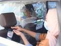 Ada Hand Sanitizer di GoCar, Protokol J3K Gojek Makin Mantap