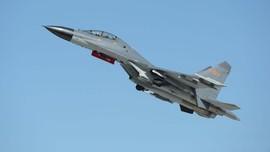 China Kirim Jet Tempur saat Menteri AS Kunjungi Taiwan