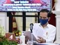 Jokowi: Bapak-Ibu Sarapan Nasi Goreng, Saya Sarapan Angka