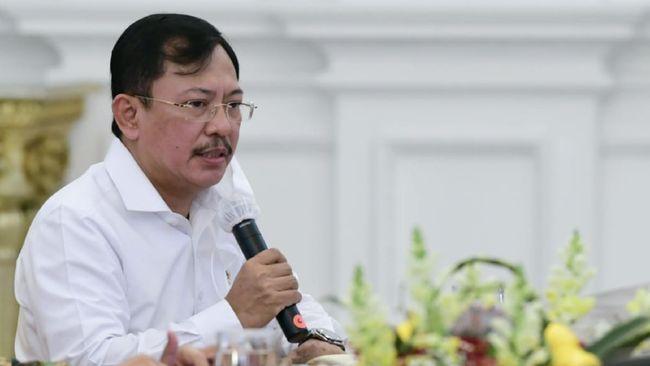 Menkes Terawan Agus Putranto ingin politeknik kesehatan menjadi institut agar lebih banyak pelajar yang bersekolah ke jenjang yang lebih tinggi.