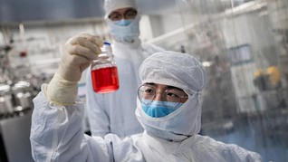 Relawan Uji Klinis Vaksin Covid-19 China Capai 1.020 Orang