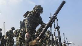 Jokowi Cuma Anggarkan Rp298 T Buat Belanja Militer