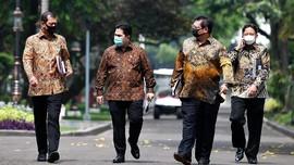 Erick: Jokowi Minta Ekonomi Jangan Minus Lagi
