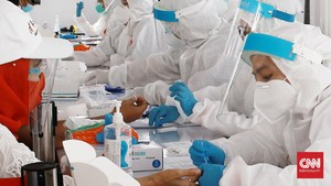Epidemiolog Prediksi Kasus Positif Tembus 2.000 Per Hari
