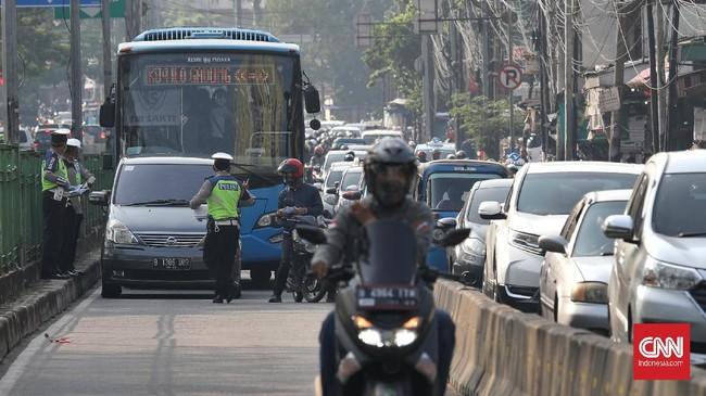 Operasi Patuh Jaya Utamakan Patroli daripada Razia Kendaraan