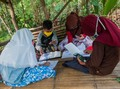 FOTO: Gelora Siswa Belajar di Tengah Keterbatasan Pandemi