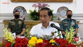 VIDEO: Presiden Jokowi Minta Pelacakan TBC Nebeng Covid-19