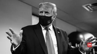 VIDEO: AS Kewalahan Hadapi Pandemi dan Klaim Patriotik Trump