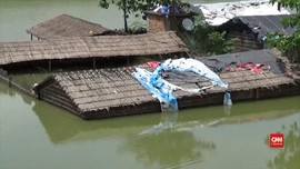 VIDEO: 101 Orang Tewas Karena Banjir dan Longsor di India