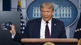 Petugas Intersep Amplop Beracun yang Dikirim untuk Trump