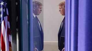Kronologi Penembakan di Luar Gedung Putih